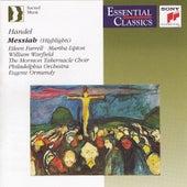Messiah, HWV 56 (Highlights) by Eileen Farrell