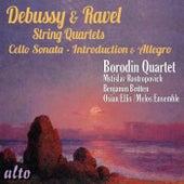 Debussy: String Quartet; Cello Sonata; Ravel: String Quartet; Introduction & Allegro de Various Artists
