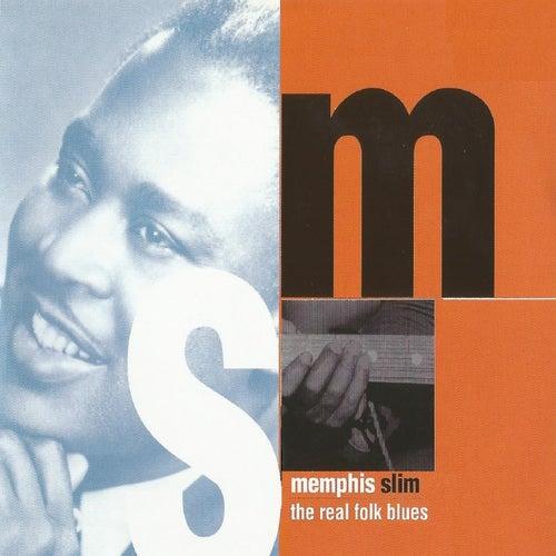 The Real Folk Blues by Memphis Slim