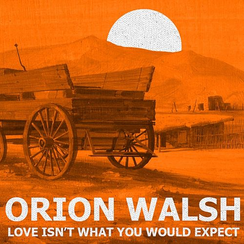 Love Isn't What You Would Expect by Orion Walsh