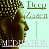 Deep Zazen Meditation for Cognitive Behavioral Therapy - Calming Music for Stress Relief, Yoga Om Music Therapy, White Noise & Healing Nature Sounds de Reiki Music