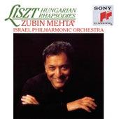 Liszt: Hungarian Rhapsodies di Israeli Philharmonic Orchestra