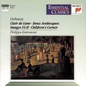 A Debussy Recital de Philippe Entremont