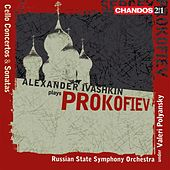 PROKOFIEV, S.: Cello Concerto / Cello Concertino / Symphony-Concerto / Cello Sonatas (Ivashkin) by Alexander Ivashkin