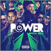 Power (Remix) [feat. Daddy Yankee, Kendo Kaponi, Gotay El Autentiko, Pusho, Alexio, D Ozi, Almighty, Ozuna & Anuel Aa] von Benny Benni