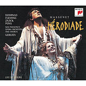 HÉRODIADE - Opera in four acts and seven tableaux by Placido Domingo
