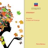 Stravinsky: Petruskha; The Rite of Spring de Pierre Monteux