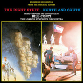 The Right Stuff / North And South (Original Scores) von Bill Conti