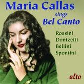 Maria Callas sings Bel Canto by Maria Callas