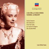 Lisa Della Casa Sings Handel & Mozart de Lisa della Casa