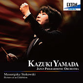 Moussorgsky: Pictures at an Exhibition (Stokowski), Debussy: Prelude a l'apres-midi d'un faune, Ravel: La Valse de Japan Philharmonic Orchestra