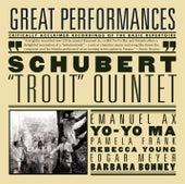 Schubert: Trout Quintet; Arpeggione Sonata; Die Forelle by Barbara Bonney