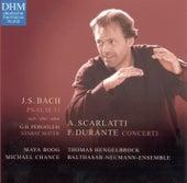 Bach: Psalm 51 / Stabat Mater by Balthasar-Neumann-Ensemble