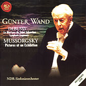Debussy / Mussorgsky: Le Martyre De Saint Sebastian / Pictures At An Exhibition by Günter Wand