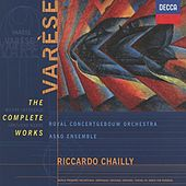 The Complete Works by Edgard Varèse