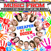 Music from Cheaper by the Dozen 1 & 2 de Friday Night At The Movies