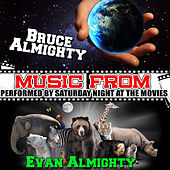 Music from Bruce Almighty & Evan Almighty de Friday Night At The Movies