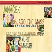 Janáček: Glagolitic Mass; Taras Bulba de Kurt Masur