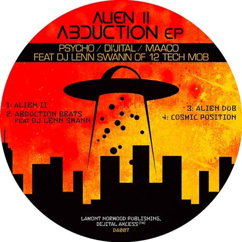 Alien II Abduction EP by DJ Dijital