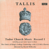 Tallis: Tudor Church Music I (Spem in alium) de Choir of King's College, Cambridge