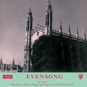 Evensong von Choir of King's College, Cambridge