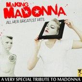 Making Madonna Seventeen Stunning Hits de Various Artists
