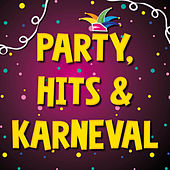 Party, Hits & Karneval von Various Artists