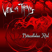 Nitrocellulose Red EP by Veil Of Thorns