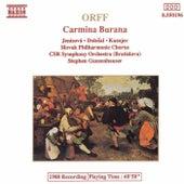 Carmina Burana (Naxos) de Carl Orff