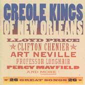 Creole Kings Of New Orleans by Various Artists