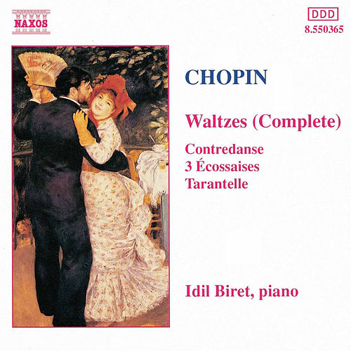Waltzes (Complete) by Frederic Chopin