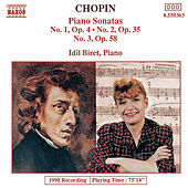 Piano Sonatas (Complete) by Frederic Chopin