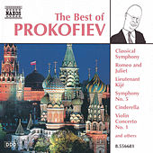 The Best of Prokofiev de Sergey Prokofiev