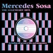 The Legendary Hits by Mercedes Sosa