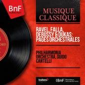 Ravel, Falla, Debussy & Dukas: Pages orchestrales (Mono Version) von Guido Cantelli