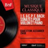 J. S. & C. P. E. Bach: Sonates pour violon et piano (Mono Version) by Isaac Stern