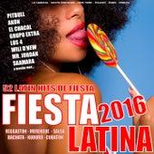 Fiesta Latina 2016 - 52 Latin Hits de Fiesta (Reggaeton, Kuduro, Salsa, Bachata, Kizomba, Merengue, Cubaton) de Various Artists