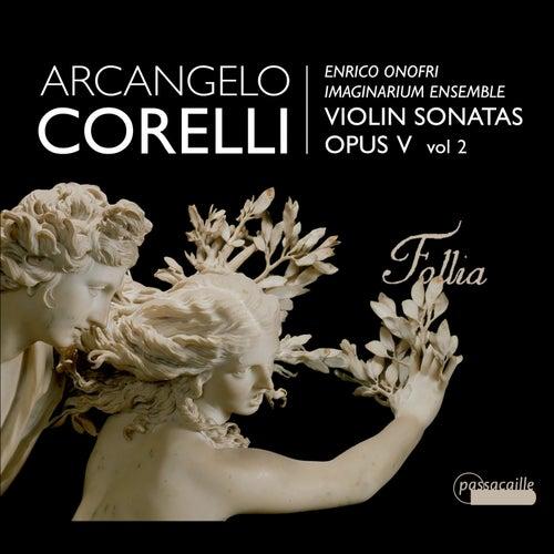 Corelli: La Folia by Enrico Onofri