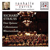 Richard Strauss: Don Quixote; Romanze; Serenade, Op. 7 by Various Artists