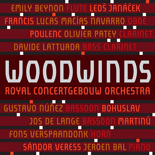Woodwinds by Royal Concertgebouw Orchestra