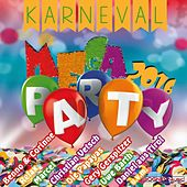 Karneval MEGA PARTY 2016 de Various Artists