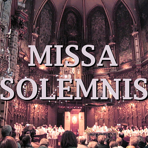 Missa solemnis by New Philharmonia Orchestra
