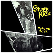Savage Kick Vol.4, Early Back R&B Hipshakers de Various Artists