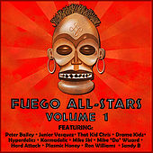 Fuego All-Stars: Volume 1 by Various Artists