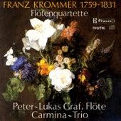 Franz Krommer: Three Flute Quartets by Peter-Lukas Graf