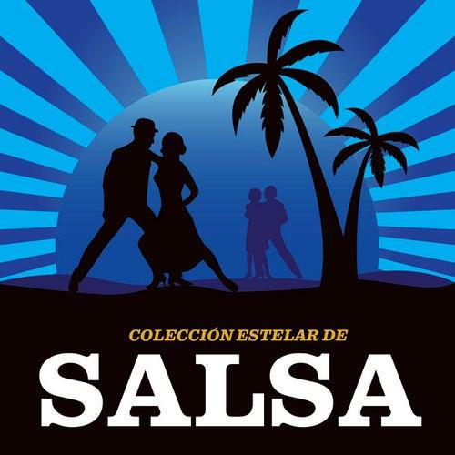 Colección Estelar De Salsa by Various Artists