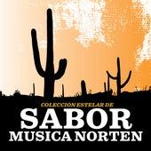 Colección Estelar De Sabor Musica Nortena by Various Artists