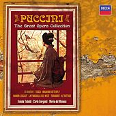 Puccini: The Great Operas by Renata Tebaldi