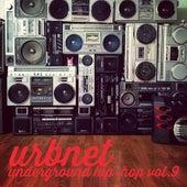 URBNET - Underground Hip-Hop, Vol. 9 von Various Artists