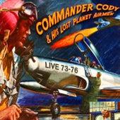 The Best. Live - 1973-1976 - Remastered de Commander Cody